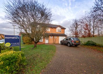 Thumbnail 5 bed detached house for sale in Witcham Close, Lower Earley, Reading