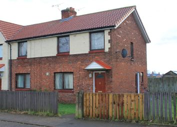 Thumbnail 3 bed end terrace house for sale in 66 Raffles Avenue, Carlisle, Cumbria