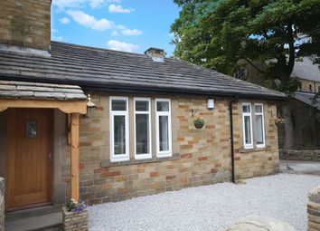 Thumbnail 1 bed semi-detached bungalow for sale in Church Lane, Clayton West, Huddersfield