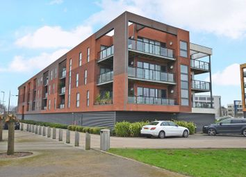 Thumbnail 1 bed flat for sale in Luxury River-Side Apartment, Selskar Court, Newport