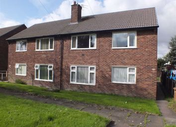 Thumbnail 1 bed flat to rent in Gorse Hall Road, Dukinfield