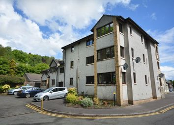 Thumbnail 1 bed flat for sale in Ledi Court, Callander