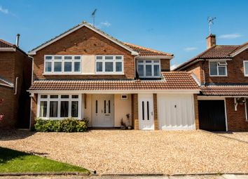 Thumbnail 5 bed detached house for sale in Penrith Avenue, Dunstable