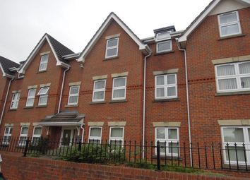 Thumbnail 2 bed flat to rent in Bellemoor Road, Upper Shirley