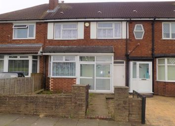 Thumbnail 3 bed town house for sale in Burford Road, Kingstanding, Birmingham