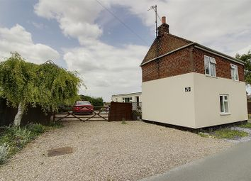 Thumbnail 2 bed detached house for sale in Little Common Lane, Holbeach Clough, Holbeach, Spalding