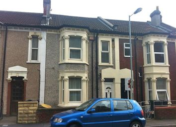 Thumbnail 3 bed terraced house to rent in Queen Ann Road, Bristol