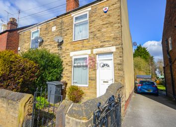 Thumbnail 2 bed semi-detached house for sale in Station Road, Halfway, Sheffield