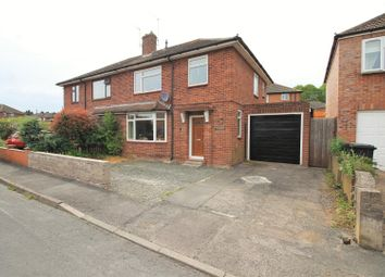 Thumbnail 3 bed semi-detached house for sale in St. Paul Road, Hereford