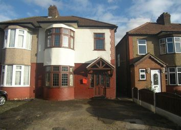 Thumbnail 3 bed property to rent in Kingsley Gardens, Hornchurch