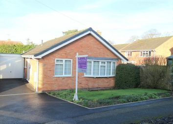Thumbnail 2 bed detached bungalow for sale in Hartlands Road, Eccleshall, Stafford