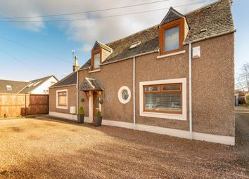 Thumbnail 4 bed detached house for sale in Main Street, Balbeggie, Perthshire