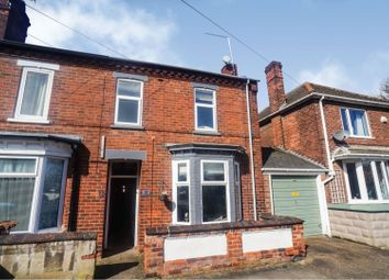 3 bed terraced house for sale in Derwent Street, Lincoln LN1