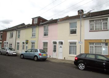 Thumbnail 3 bed terraced house to rent in Ethel Road, Portsmouth
