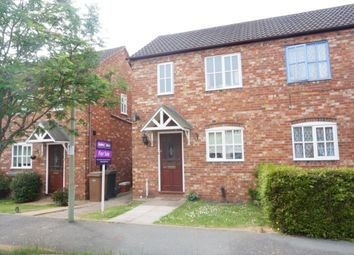 Thumbnail 2 bed semi-detached house for sale in Cabin Lane, Oswestry