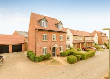 Thumbnail 5 bed detached house for sale in Goodwood Close, Chesterton, Bicester