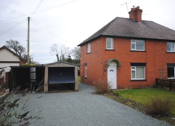 Thumbnail 2 bedroom semi-detached house to rent in Manor Cottage, Woodseaves, Market Drayton