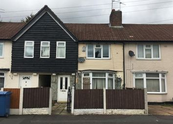 Thumbnail 2 bedroom terraced house for sale in Stonefield Road, Dovecot, Liverpool