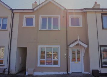 Thumbnail 3 bed terraced house for sale in The Old Fort, Derry / Londonderry