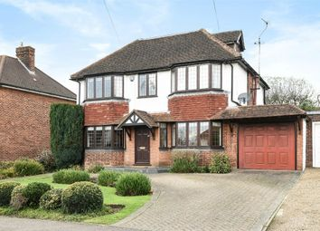 Thumbnail 5 bedroom detached house for sale in Moffats Lane, Brookmans Park, Hatfield