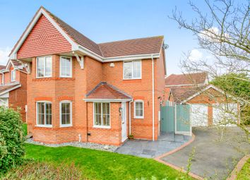 Thumbnail 4 bed detached house for sale in Poplar Grove, Ryton On Dunsmore, Coventry