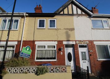 Thumbnail 3 bed terraced house for sale in Queens Road, Askern, Doncaster