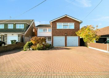 Thumbnail 4 bed detached house for sale in Bedford Road, Laindon, Basildon