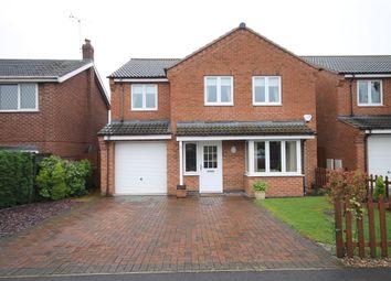 Thumbnail 4 bed detached house for sale in Primrose Avenue, Newark, Nottinghamshire.