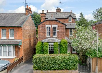 Thumbnail 4 bed detached house for sale in Lemsford Road, St. Albans, Hertfordshire