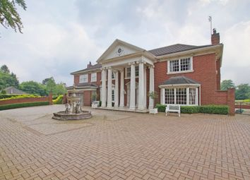 Thumbnail 4 bed detached house for sale in Wood End Drive, Barnt Green