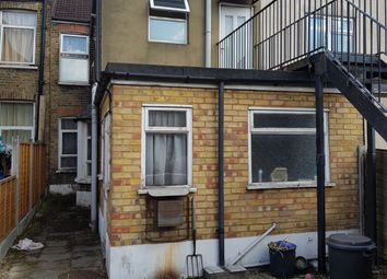 Thumbnail 1 bed flat for sale in Claude Road, Leytonstone