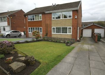 Thumbnail 3 bed semi-detached house for sale in Montrose Drive, Bromley Cross, Bolton, Lancashire