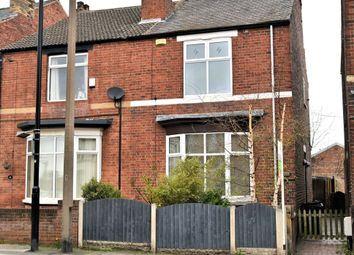 Thumbnail 3 bed semi-detached house for sale in Station Street, Swinton, Mexborough