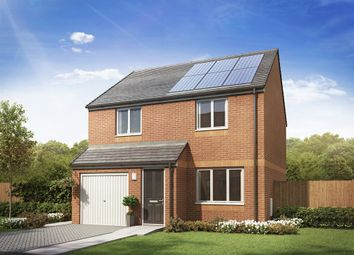 "Thumbnail 3 bedroom detached house for sale in ""The Kearn "" at Kirk Lane, Livingston Village, Livingston"