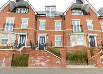 Thumbnail 3 bed town house for sale in Old Fort Road, Felixstowe