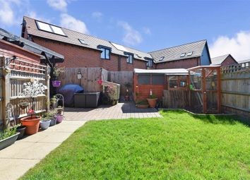 4 bed terraced house for sale in Derby Drive, Leybourne, West Malling, Kent ME19