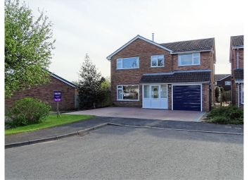 4 bed detached house for sale in The Paddock, Chepstow NP16