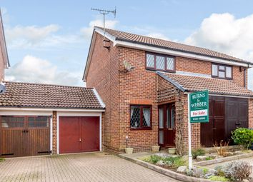 Thumbnail 2 bed semi-detached house for sale in Nursery Gardens, Chilworth, Guildford