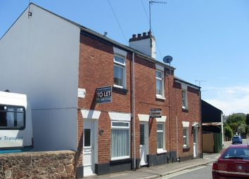 Thumbnail 2 bed end terrace house to rent in Wonford Street, Exeter