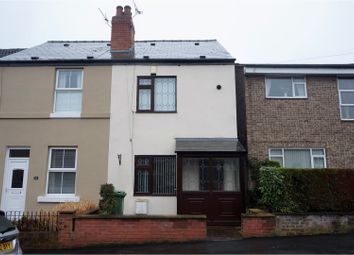 Thumbnail 2 bed terraced house for sale in John Calvert Road, Sheffield