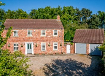Thumbnail 4 bed detached house for sale in Millfield House, Selby Road, Riccall, York