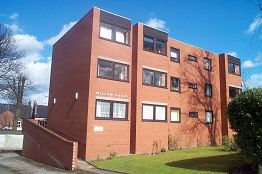 Thumbnail 1 bed flat to rent in Willow Court, Coppice Road, Moseley