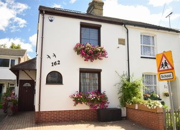 Thumbnail 4 bed end terrace house for sale in 162 London Road, Dunton Green, Sevenoaks, Kent