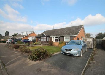 Thumbnail 2 bed semi-detached bungalow for sale in Orchard Rise, Tibberton, Gloucester