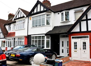 Thumbnail 3 bed terraced house for sale in Denham Drive, Ilford