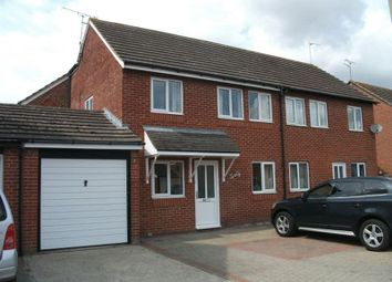 Thumbnail 4 bedroom semi-detached house to rent in Sovereign Close, Didcot