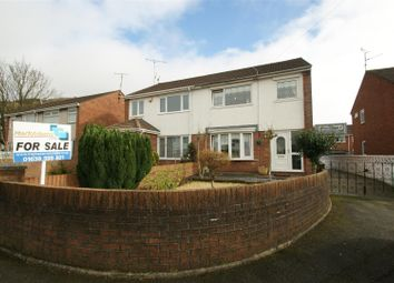 Thumbnail 3 bed property for sale in Aldergrove Close, Baglan, Port Talbot