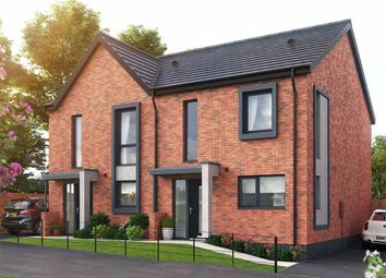 Thumbnail 3 bed semi-detached house for sale in Meadow Lane, Off Fordbridge Lane, South Normanton, Alfreton