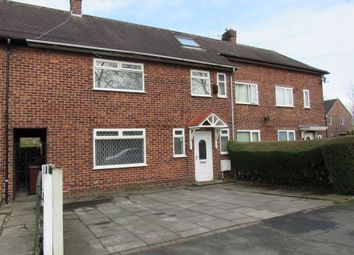Thumbnail 4 bed terraced house for sale in Portway, Wythenshawe, Manchester