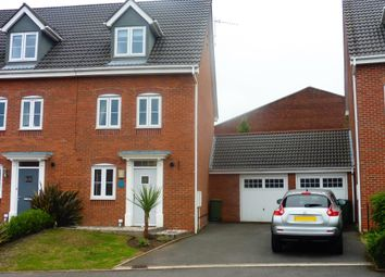Thumbnail 4 bed property to rent in The Breeze, Brierley Hill